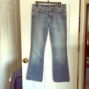 Seven for all man kind a pocket jeans